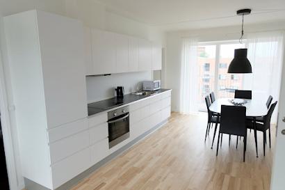 Valby Serviced Apartment, Copenhagen