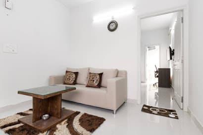 Hitech City Serviced Apartments