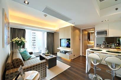 Des Voeux Serviced Apartments, Sheung Wan
