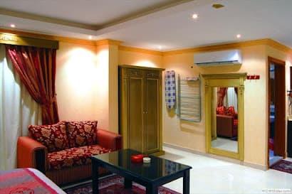 An Nuzha Serviced Apartment, Al Aqiq