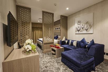 Al Shuhada Street Apartments