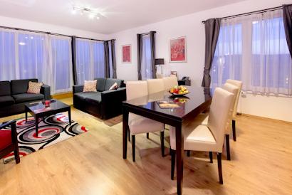 Corvin Negyed IV Serviced Apartment, Budapest