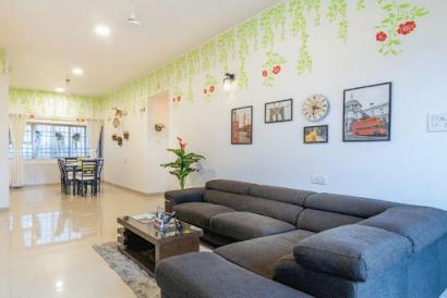 Bandra East Serviced Apartments
