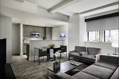 AKA Central Park Furnished Apartment, Midtown West