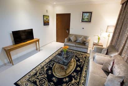 Ash Shuhada Serviced Apartment, Ash shuhada