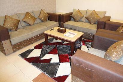 King Abdullah Road Serviced Apartment