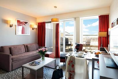Adagio Serviced Apartment, Basel City