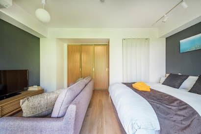 Garden Terrace Ginza East 601 Serviced Apartments