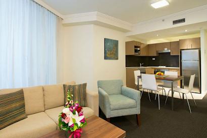 Spacious Apartment at Sydney CBD-Haymarket St
