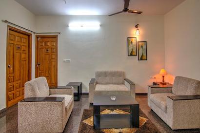 Bannerghatta Road Serviced Apartment-1