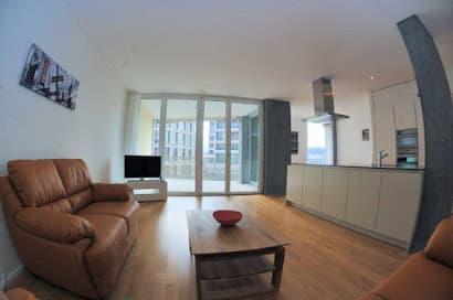 Turbinenstrasse Serviced Apartment, Zurich West