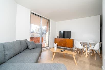 South Midtown Manhattan 30 Day Stays Three Bedroom#25142