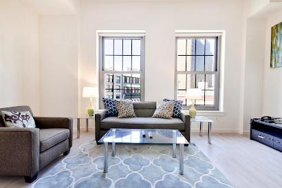 Global Luxury Suites on Harrison Avenue