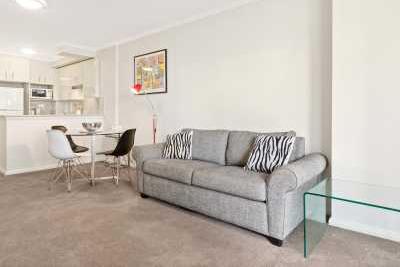 Pacific Highway Apartments, Sydney CBD