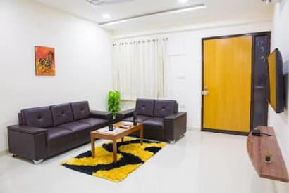 Jubilee Hills Road Serviced Apartments II