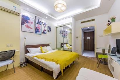 Loushanguan Road Station Apartments