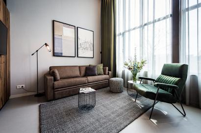 Zeeburgerpad Dockland Serviced Apartment, Oosterparkbuurt