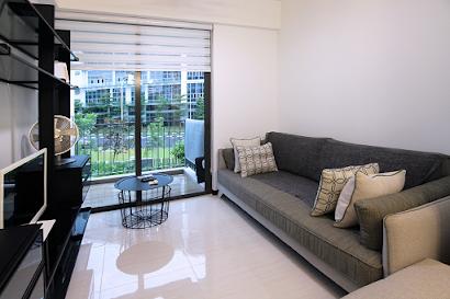 Sims Drive Apartments, Changi
