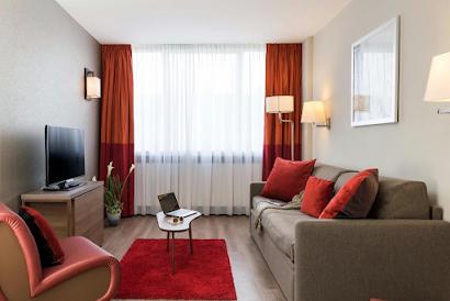 Adagio Geneve Mont Blanc Serviced Apartment, Geneva