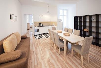 Schonhauser Allee Serviced Apartment, Friedrichshain