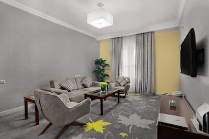 King Abullah Road Apartment