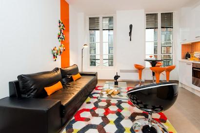 Enghien II Serviced Apartment, Bastille