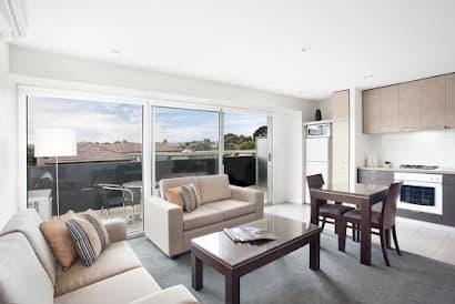 Inkerman Street Apartments, St. Kilda