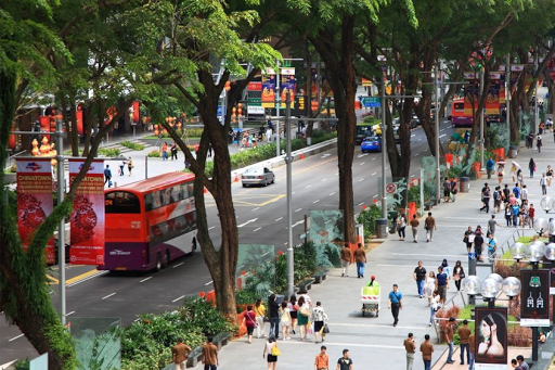 Things To Do In Orchard Road
