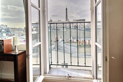 Eiffel View Serviced Apartment, Palais-Bourbon