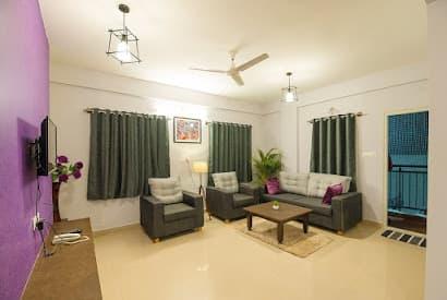 Koromangala Serviced Apartments