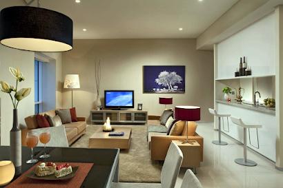 Ascott Park Place Serviced Apartment, Sheikh Zayed Road