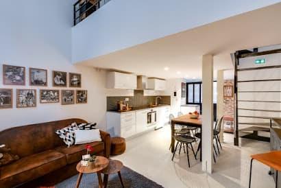 Tardieu II Serviced Apartment, Montmartre