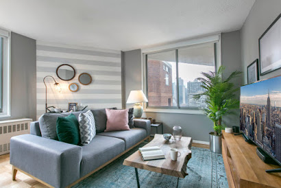 Kips Bay & Second Avenue Furnished Apartment, Murray hill