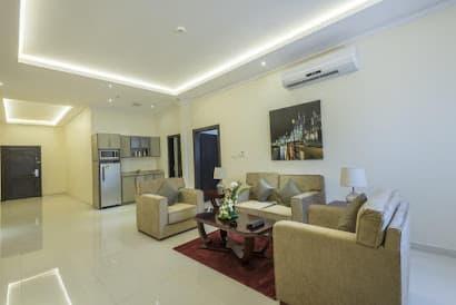 Al Awal Road Serviced Apartment, Al Mansourah