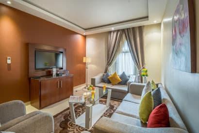 Jarir Street Serviced Apartment, AL Malaz