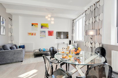 Berthe Serviced Apartment, Montmartre
