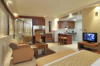 Al Buteen Street Serviced Apartment, Deira