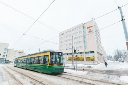 Forenom Aparthotel Pikku Huopalahti Serviced Apartment, Helsinki