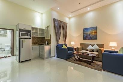 Al Nadwa Serviced Residences, Al Nadwa