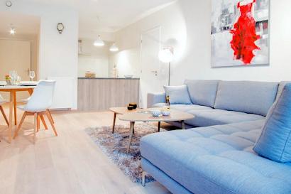 Charite Serviced Apartment, Saint-Josse