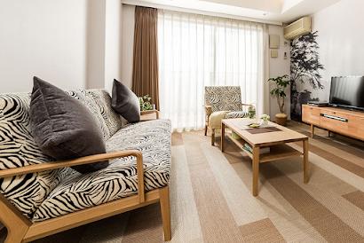 Yotsuya Serviced Apartment, Shinjuku