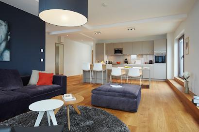 Frankfurt European Quarter Apartment