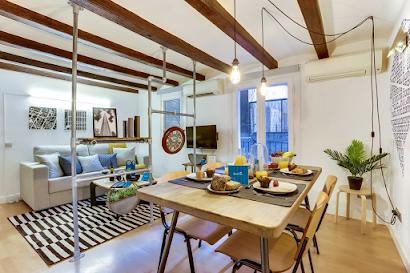 Miro Park Serviced Apartment, Barcelona