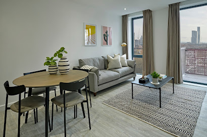 Media City Apartments in Manchester
