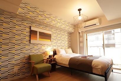 La Grace Nippori 201 Serviced Apartments, Arakawa