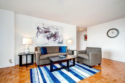 South Park Tower Furnished Apartment, Presbyterian hospital
