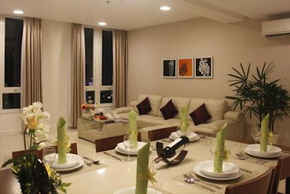 Chinh Thang Serviced Apartments