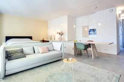 Haparandaweg Serviced Apartment, Vondelpark