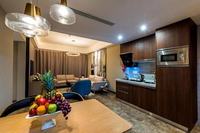 Al Ashriah Street Apartments