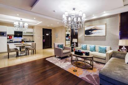 King Abdul Aziz Street Serviced Apartment, Al Sahafa